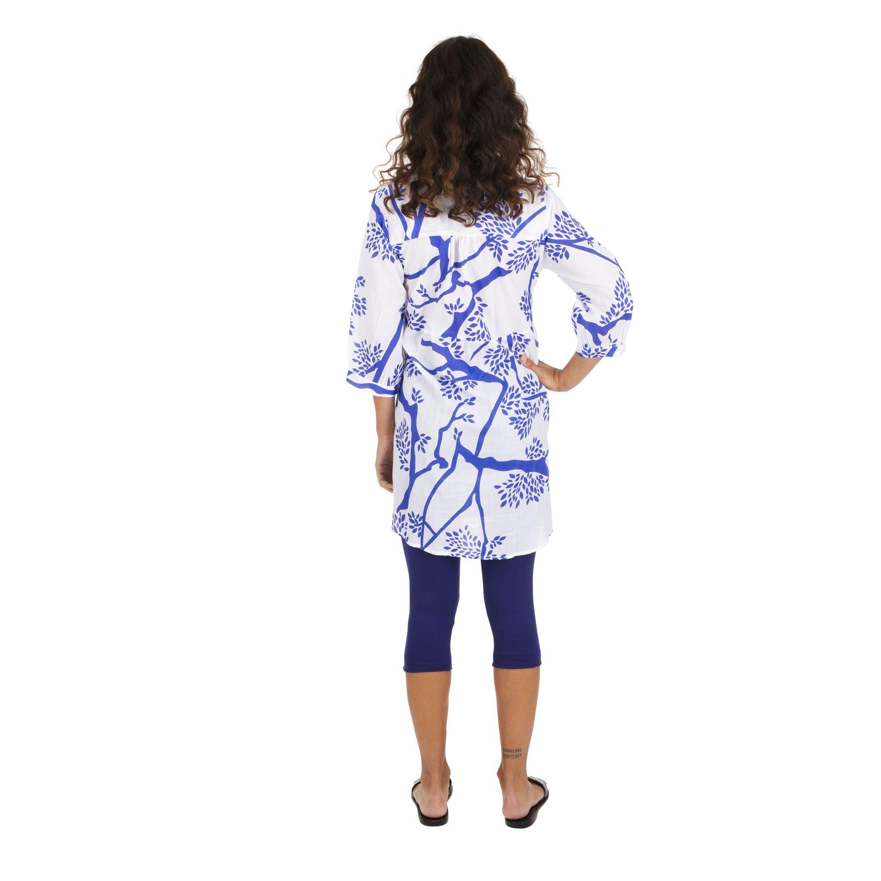 Tunique originale pour femme légère style chemise Paola