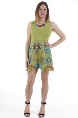 Tunique pour femme au col joliment orné et agréable Julina 310378