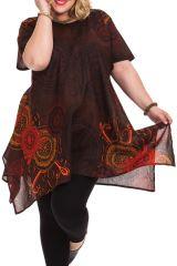 Tunique pour femme en grande taille chic et colorée Alice 284628