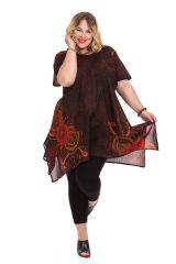 Tunique pour femme en grande taille chic et colorée Alice 284629