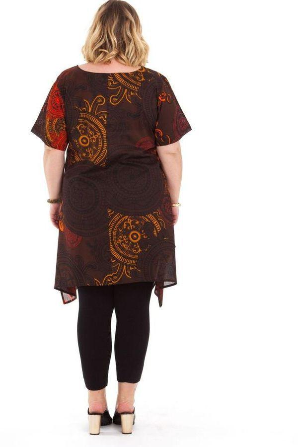 Tunique pour femme en grande taille chic et colorée Alice 284630