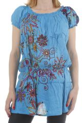 Tunique pour femme type blouse pas chère et tendance Haline 311708