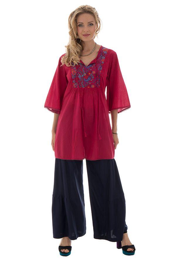 tunique style baba cool femme originale et tendance kelly rose. Black Bedroom Furniture Sets. Home Design Ideas