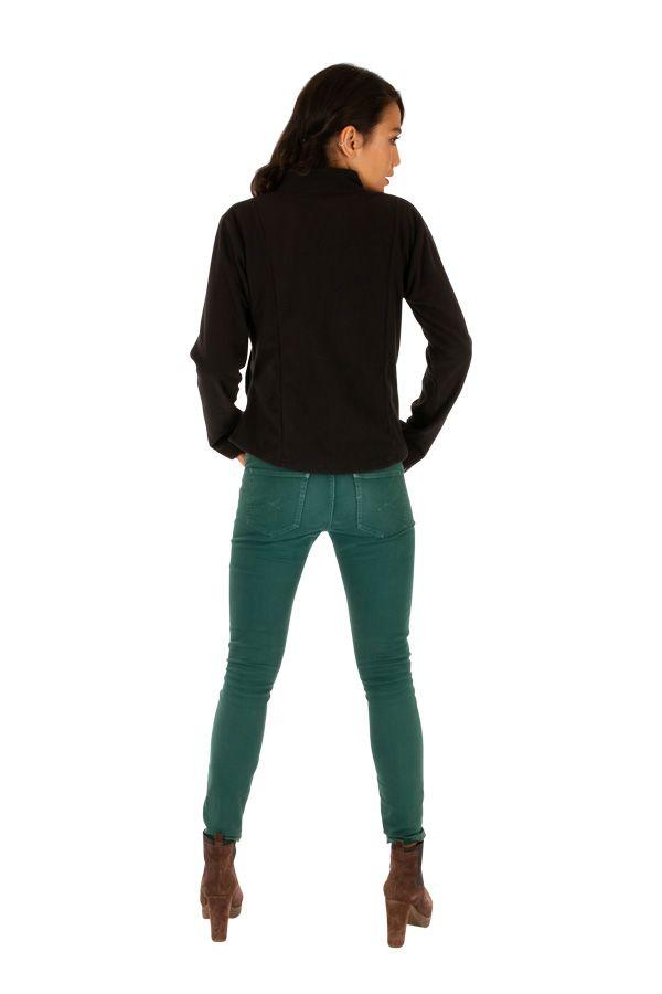 Veste chaude en polaire pour sport originale Ella 313096
