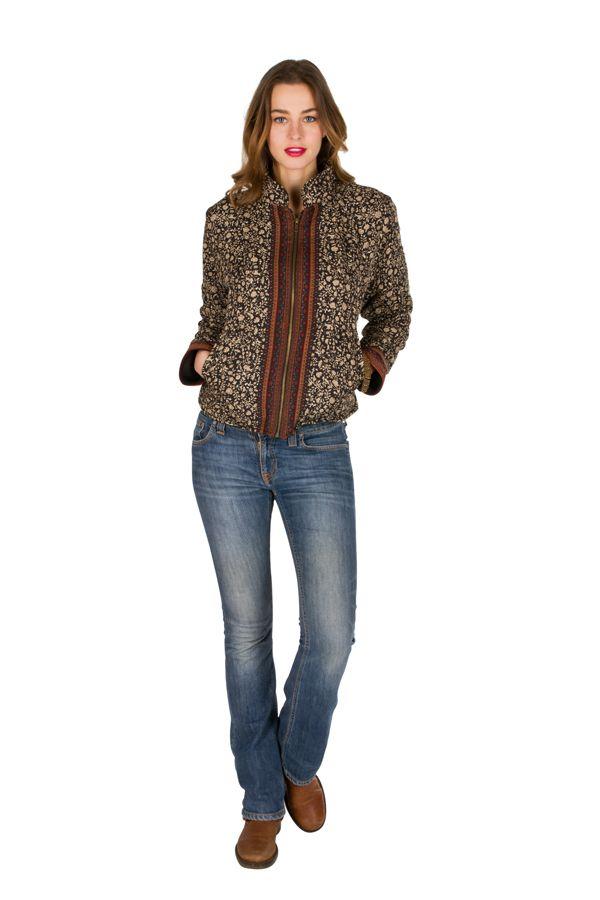 Veste courte élégante et originale pour femme pas cher Clara 313651