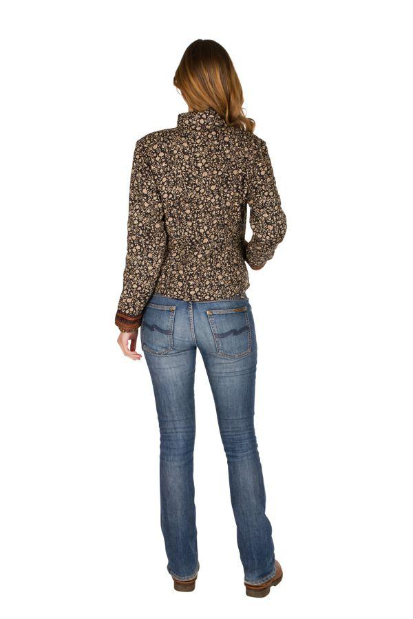 Veste courte élégante et originale pour femme pas cher Clara 313653