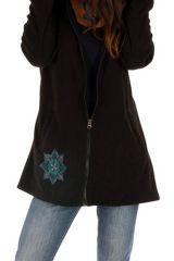Veste d'hiver pour femme pas chère et ethnique Bouza 313284