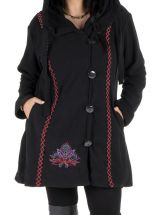 Veste hiver femme en grande taille en polaire Garoua 313755