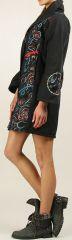 Veste Longue d'Hiver pour Femme Ethnique et Originale Casana 276564