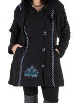 Veste Manteau pour femme grande taille ethnique Maroua 313758