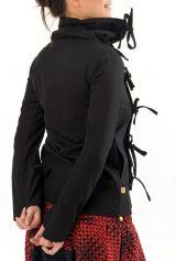 Veste original à gallon style ethnique et tendance Xuly 303204