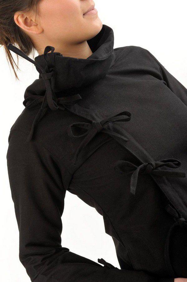 Veste original à gallon style ethnique et tendance Xuly 303205