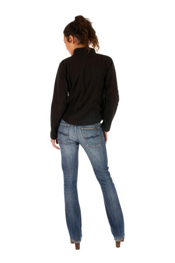 Veste polaire femme élégante originale confortable sport Ella 313107
