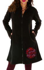 Veste pour femme en polaire douce et agréable Segbana 312743