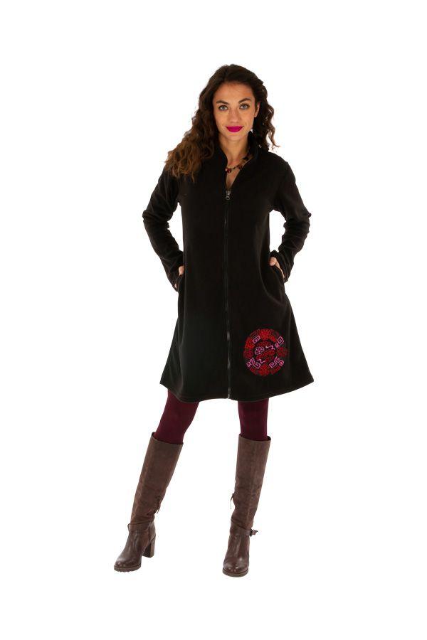 Veste pour femme en polaire douce et agréable Segbana 312744